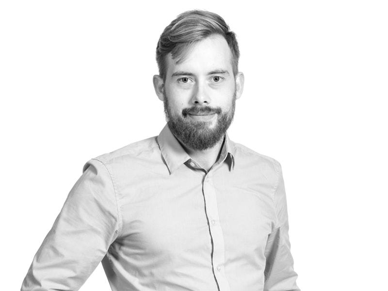 Jesper Frøkjær Skjærbæk, advokatfuldmægtig